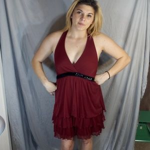 Sweet Storm red/maroon Dress
